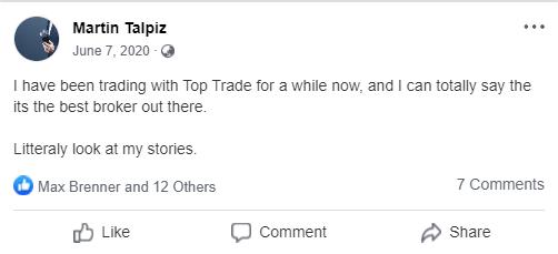 TopTrade Reviews