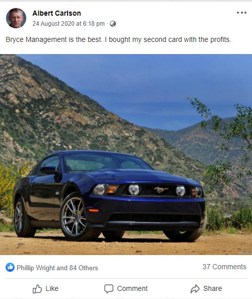 Bryce Management